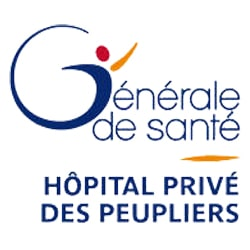 Hopital Prive les peupliers