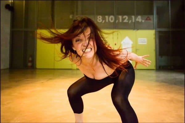 Aude Elles Dansent Fondatrice
