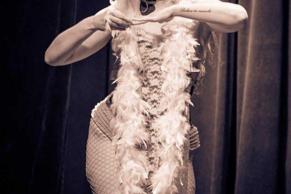 Les ateliers burlesques Elles dansent