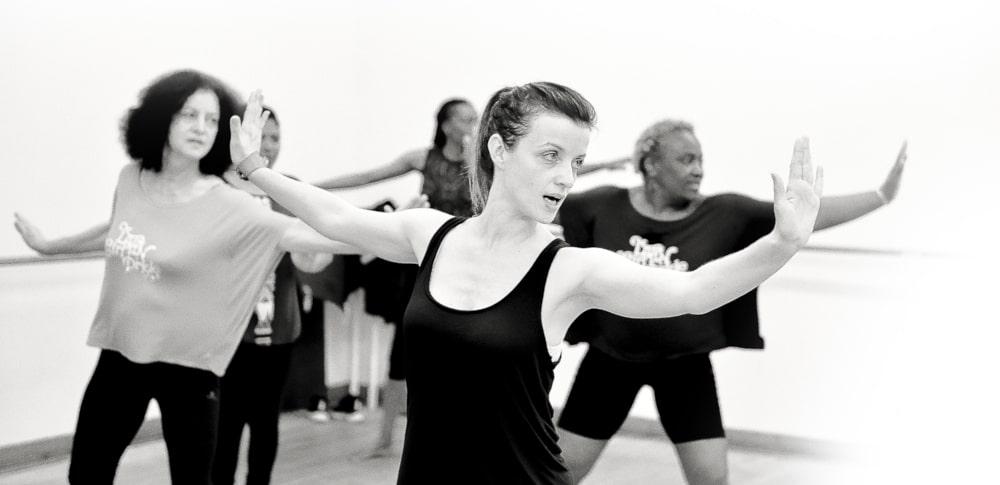 Cours Elles Dansent à la fondation Cognacq-Jay