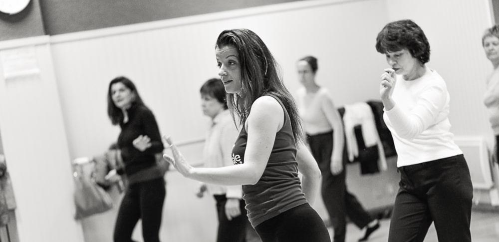 Cours Elles Dansent au Gymnase Charles Moureu