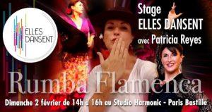 Stage Rumba Flamenca avec Patricia