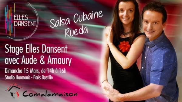 Stage Salsa Cubaine Rueda de casino