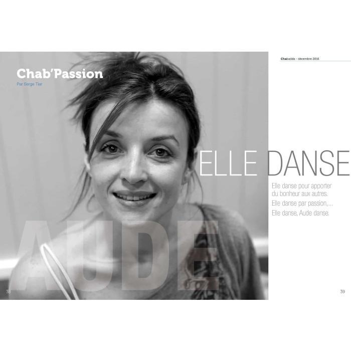 Presse et média Chabadda Magazine Elles Dansent Chab'Passion