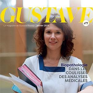Gustave le magazine Gustave Roussy