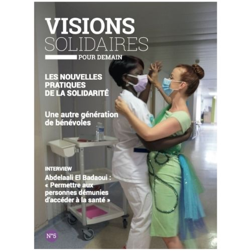 Couverture Visions Solidaires N° 5